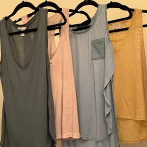 5 tan tops for $10
